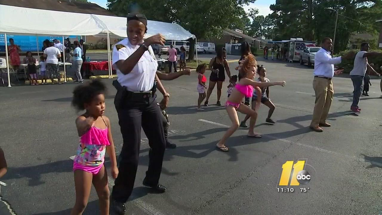 Fayetteville marks National Night Out