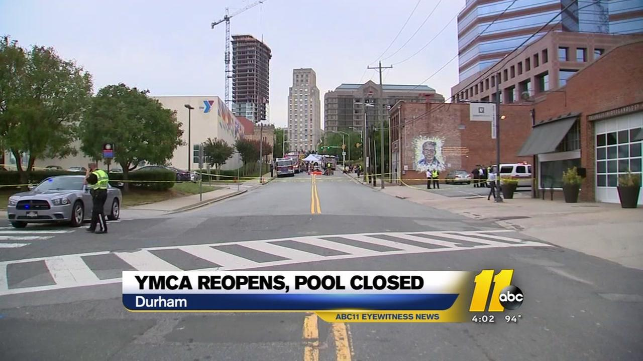 YMCA reopens, pool remains closed