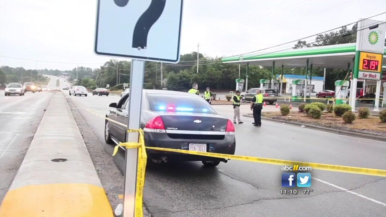 Fayetteville trying to improve pedestrian safety