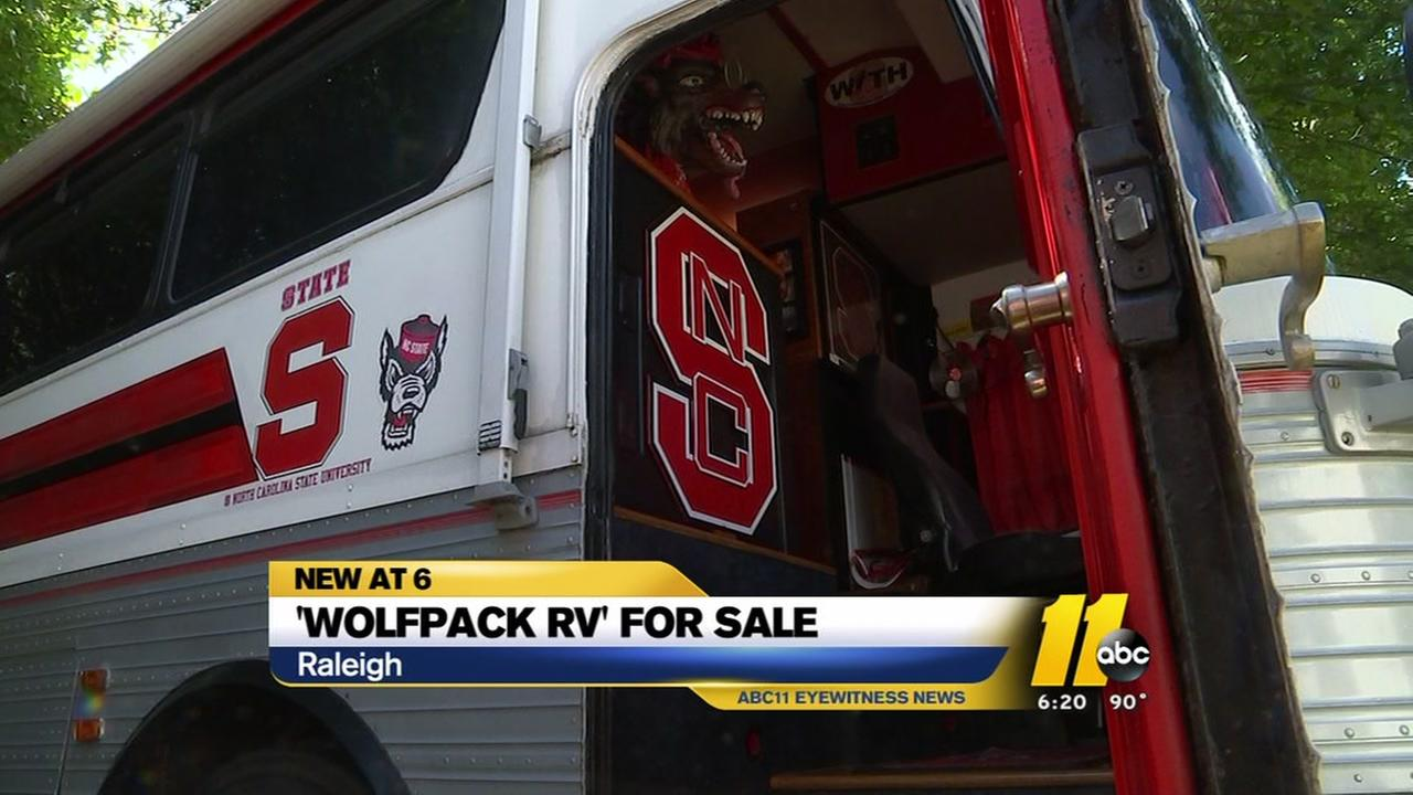 Wolfpack RV up for sale