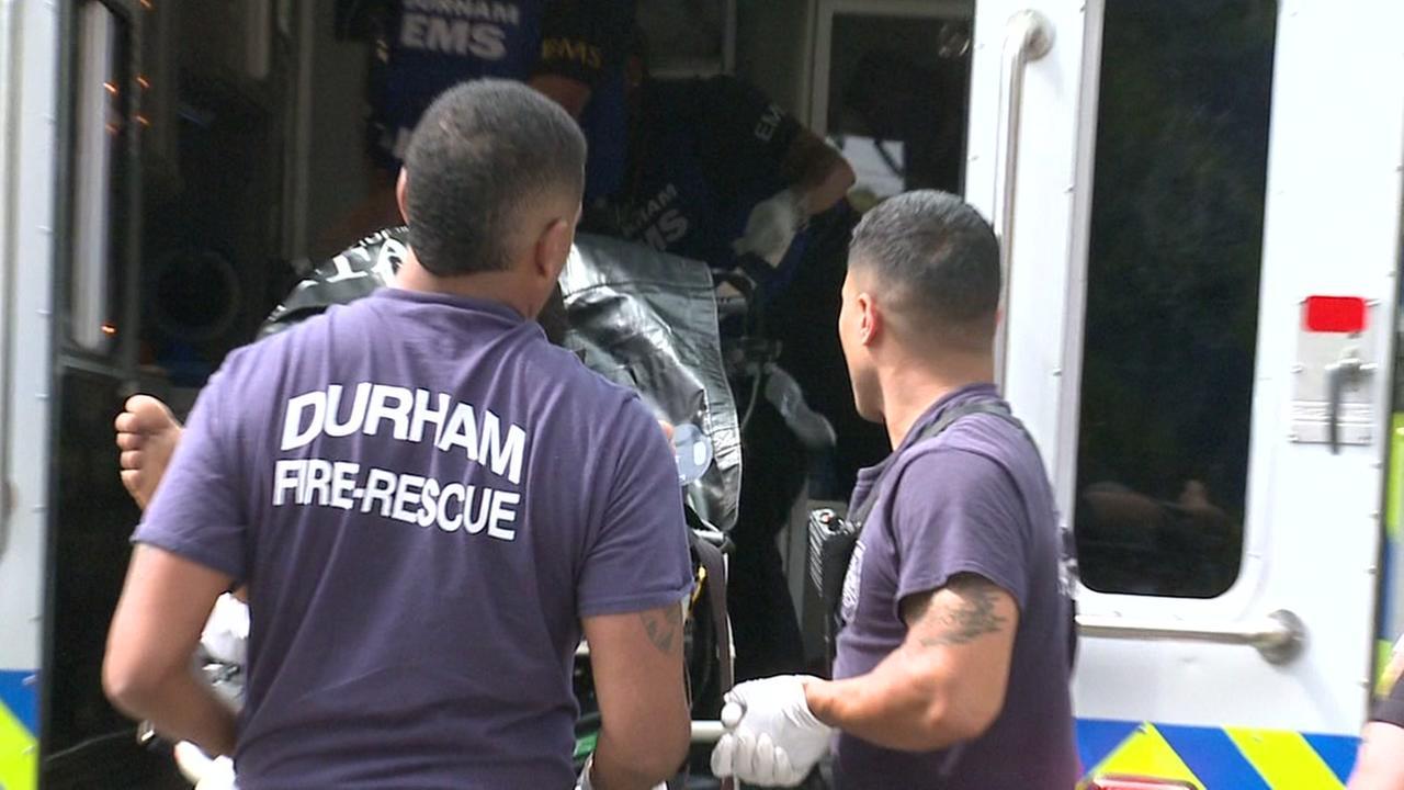 Man shot outside Durham Burger King