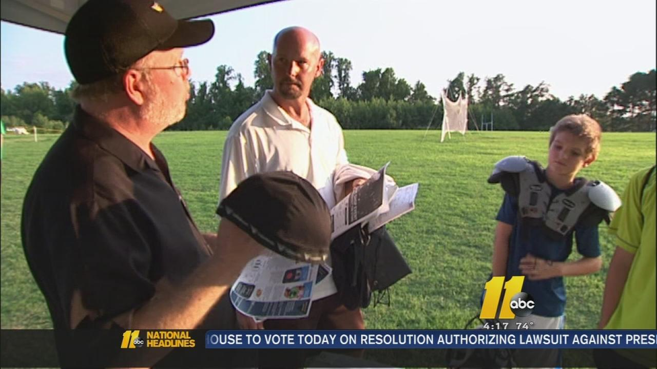 Youth football aims to improve safety for players
