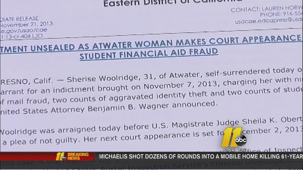 Troubleshooter Consumer Alert: College Financial Aid Scam