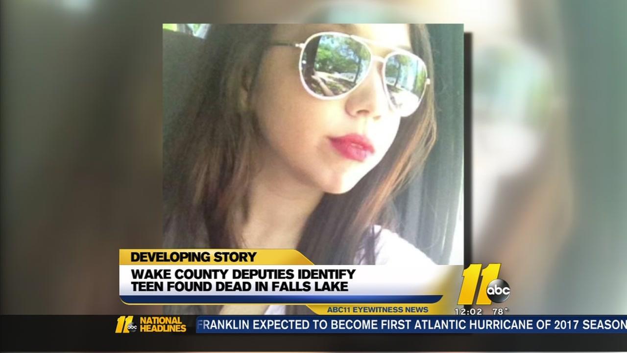Wake County deputies ID woman found dead in Falls Lake