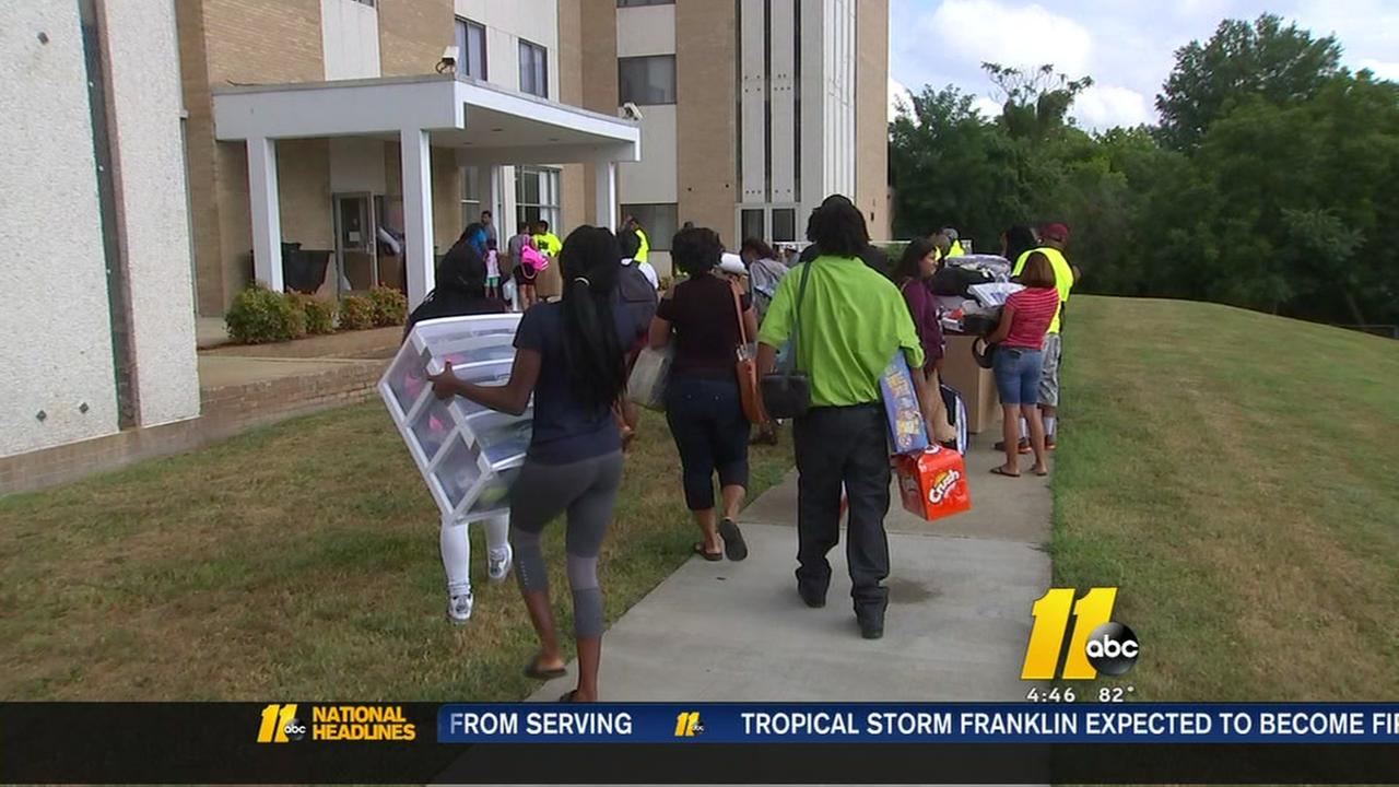 Shaw University welcomes record setting freshman class