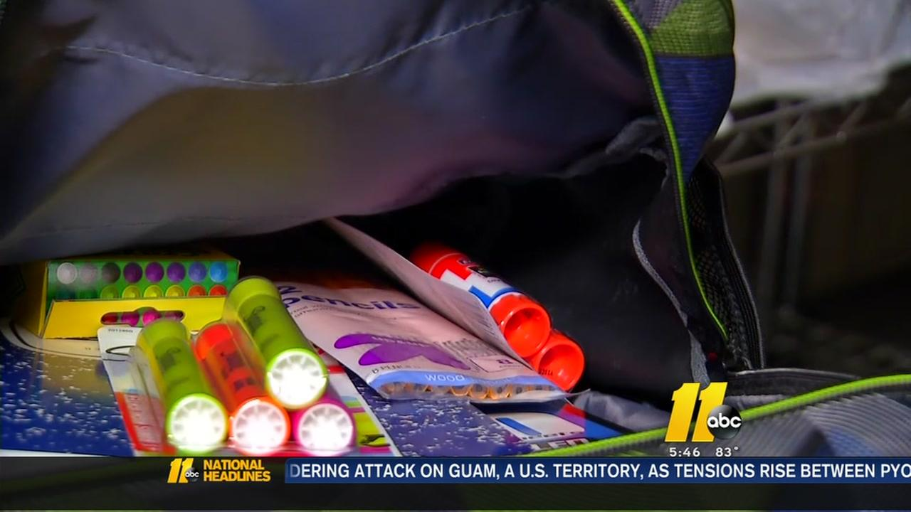 Local rescue missions ask for help to collect school supplies