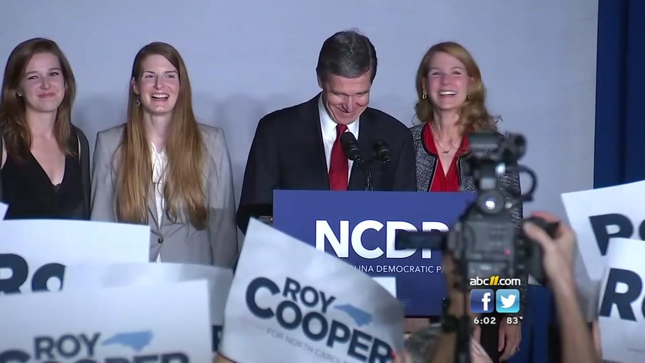 NC GOP files complaint against Cooper