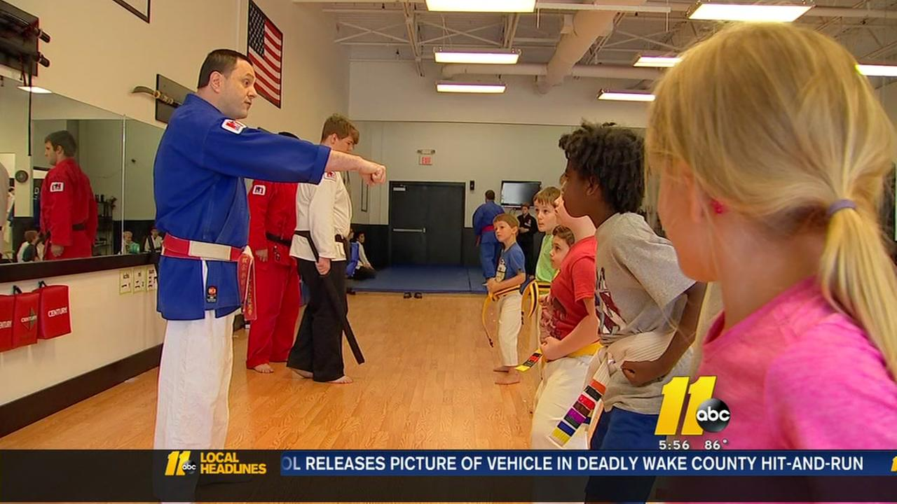 Cary karate instructor makes hall of fame