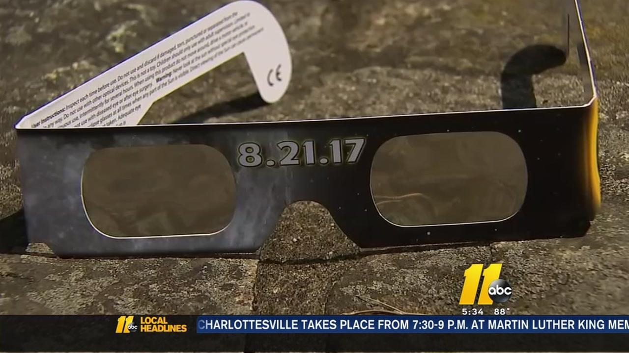 Chapel Hill plans solar eclipse event