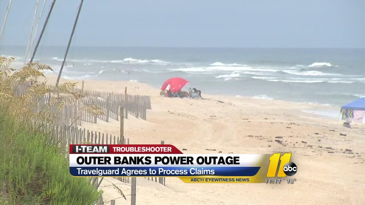 Good news for some Outer Banks vacationers
