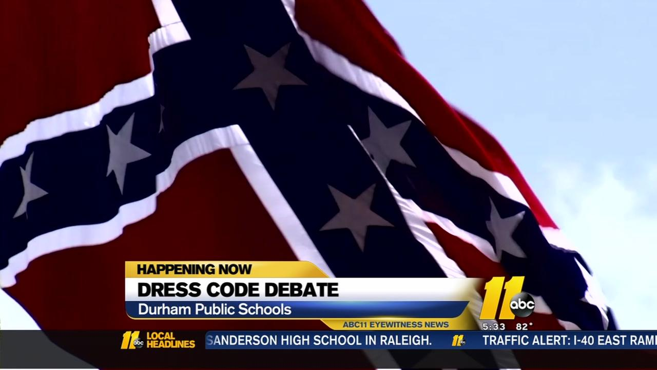 Durham School Board plans to expand dress code because of Charlottesville