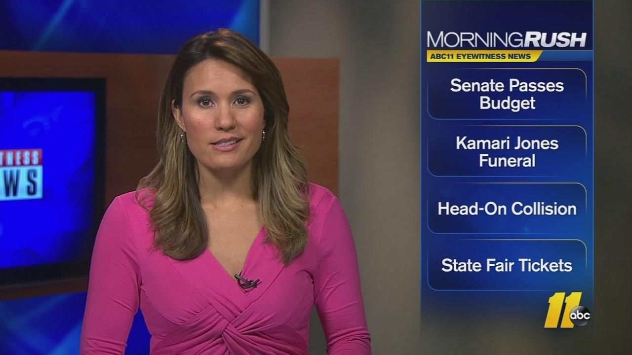 Get the latest headlines in Morning Rush