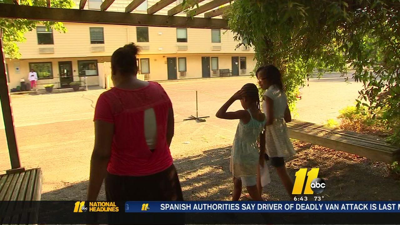Local students deal homelessness as they head back to school