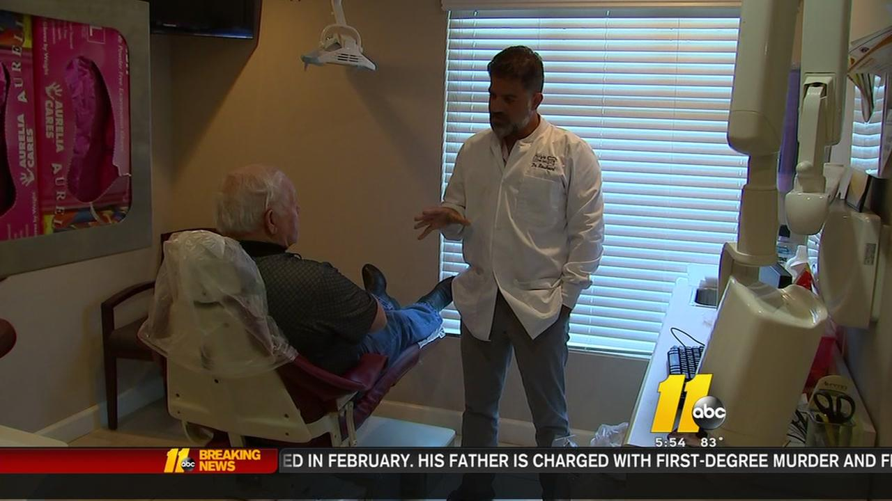 Dentist says VA owes him thousands for treating veterans