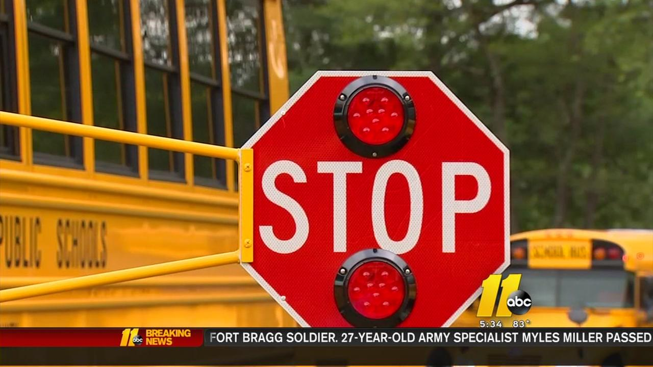 Cumberland unveils new safety measures for school buses