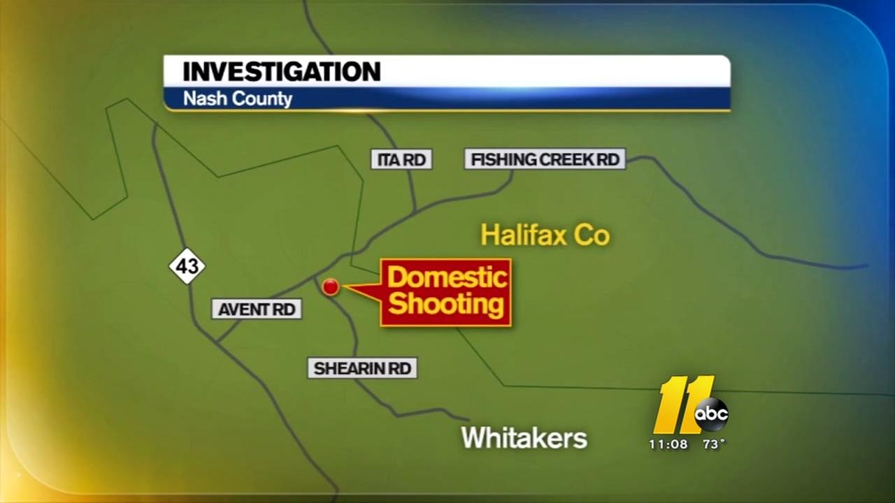 Two shot in Nash County