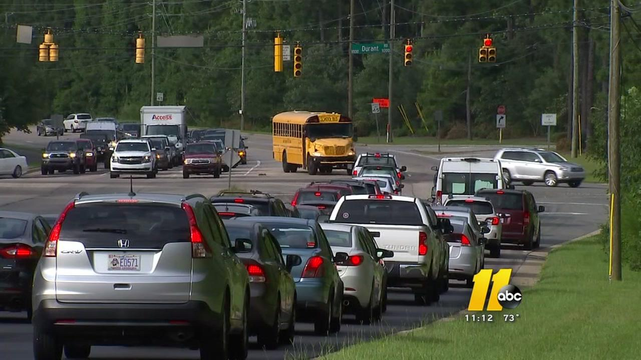 Mixed reaction to Falls of Neuse widening plan