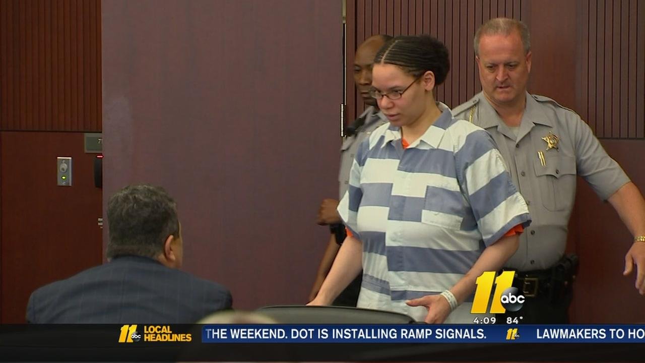 Raleigh mother pleads guilty to being accessory after the fact in death of son