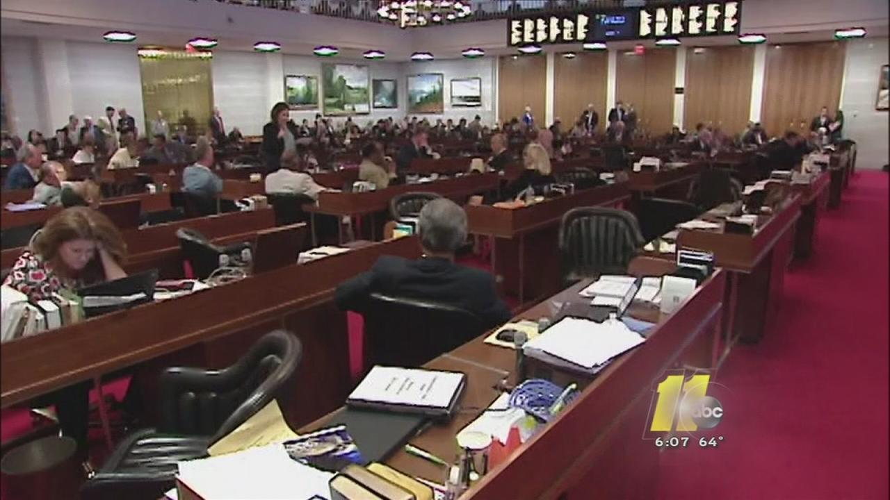 NC House tackles $21B budget
