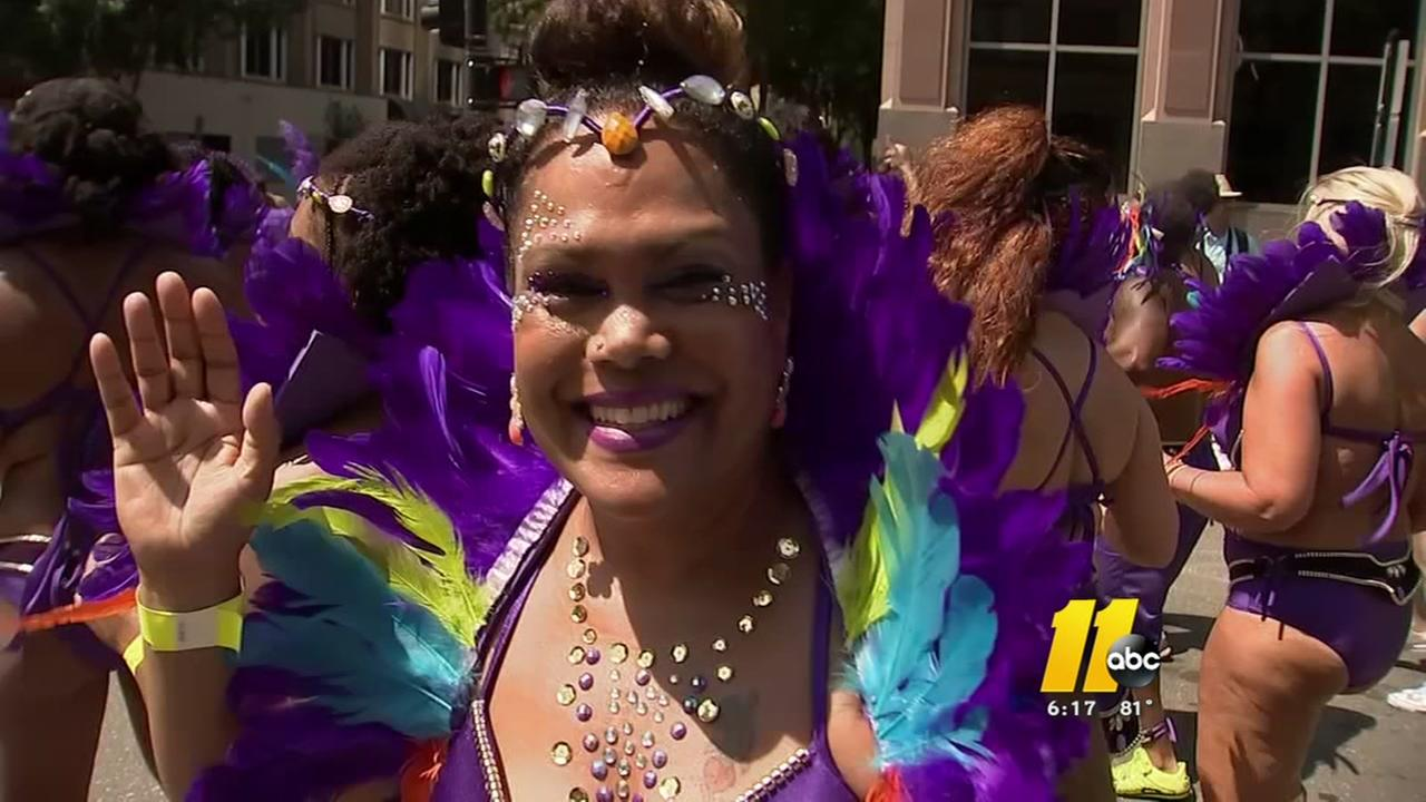 CaribMask Caribbean Carnival hits Raleigh