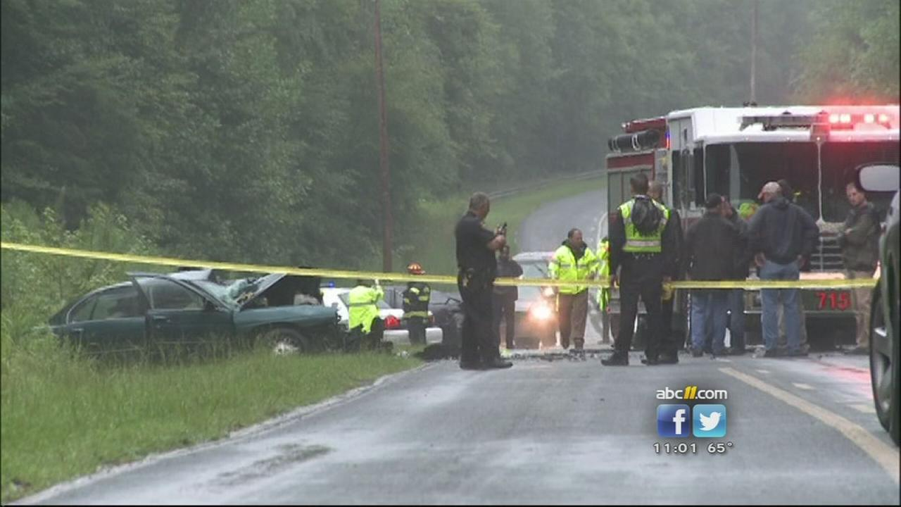 Traffic stop leads to double fatal crash in Durham County