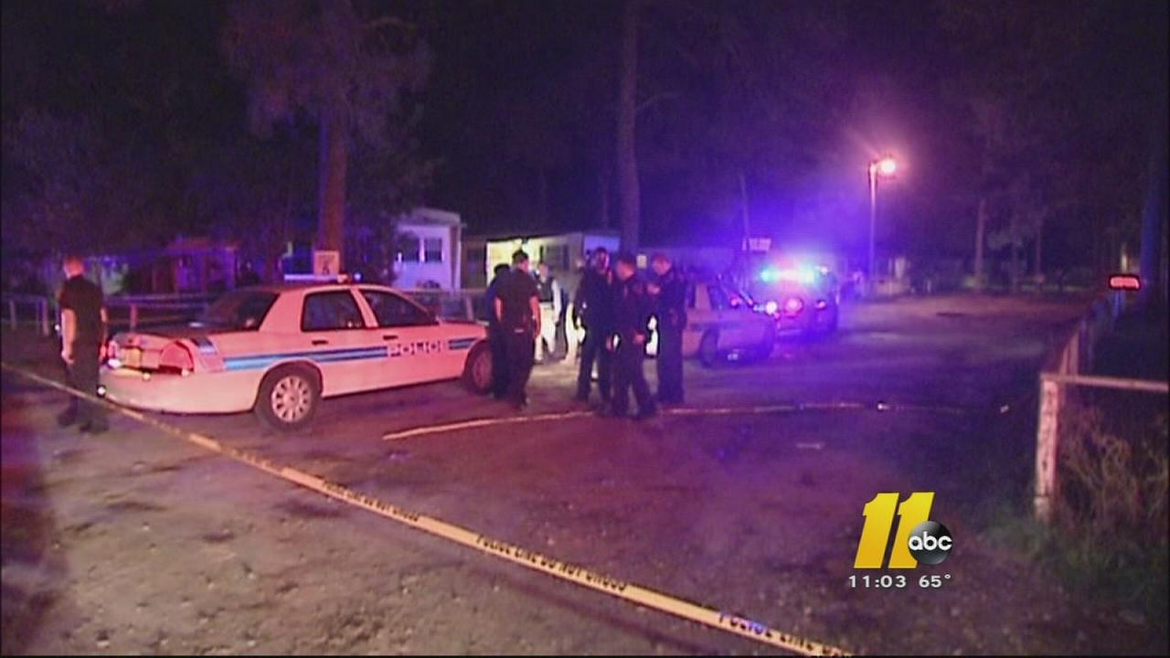 Double shooting in Fayetteville