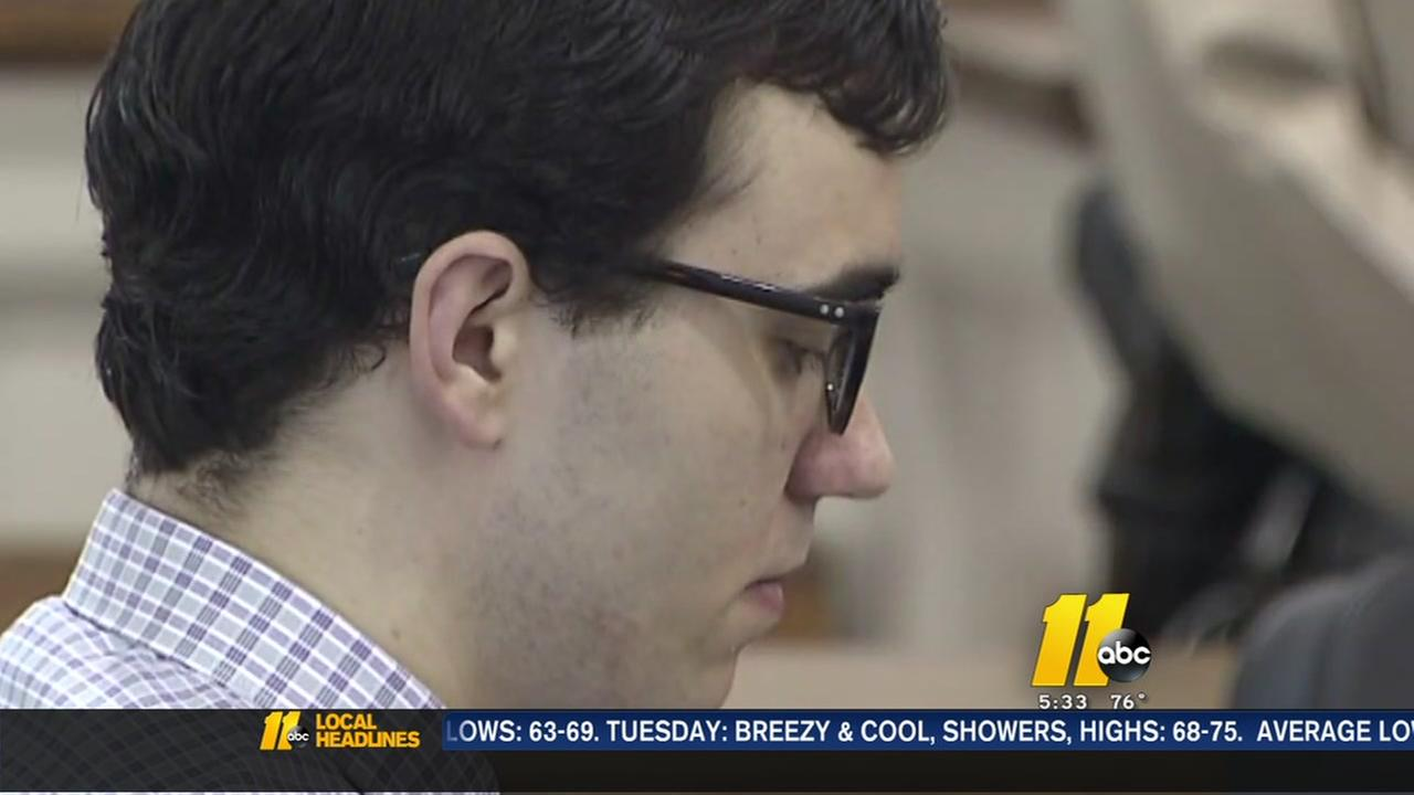 Jury finds Campbell guilty