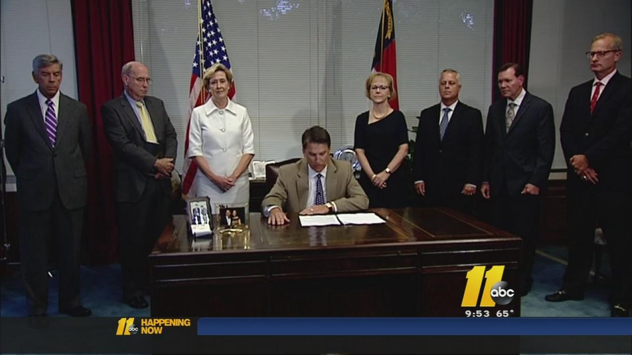 NC House finalizes $21B state budget for 2014-15