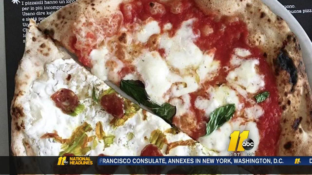 Pizza-centered restaurant coming to downtown Raleigh