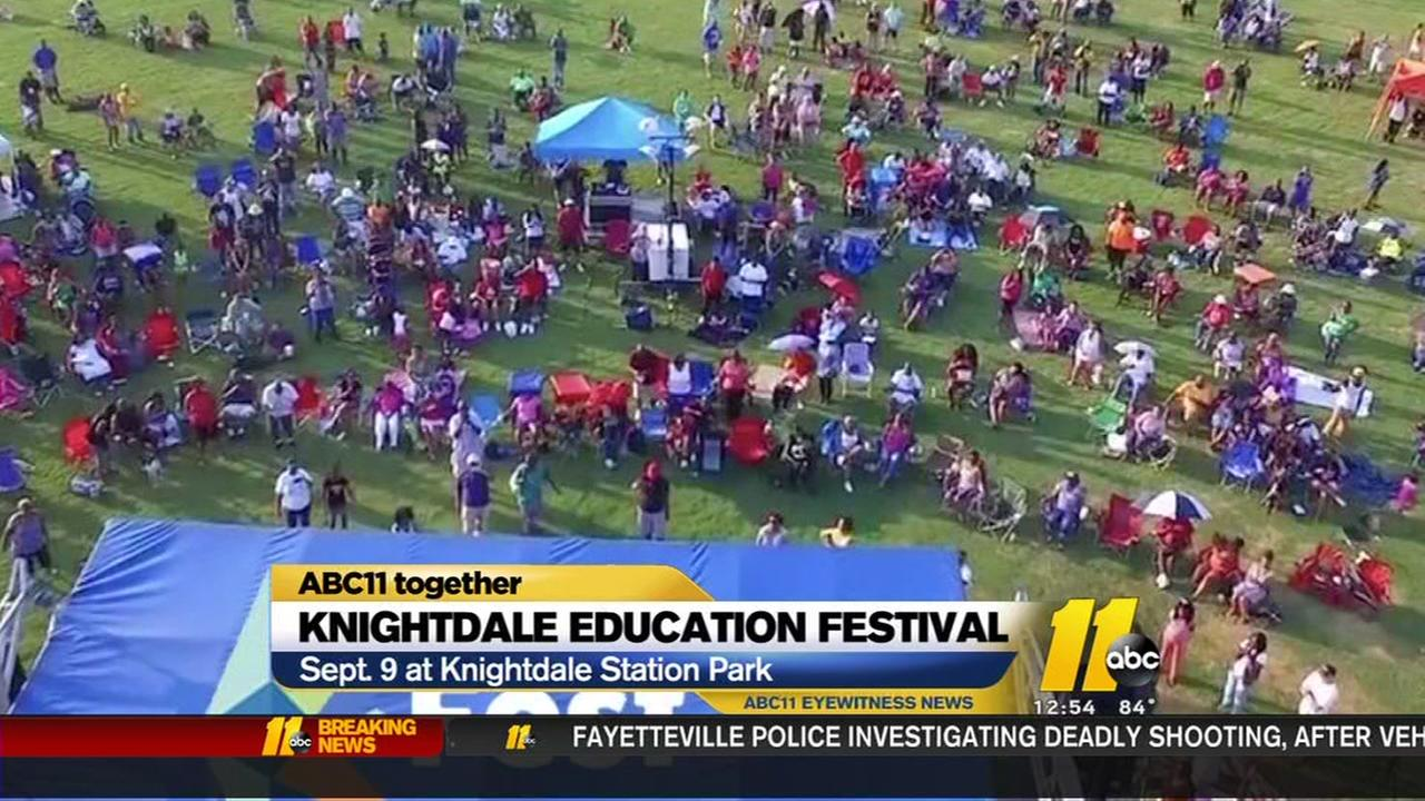 Knightdale Education Festival