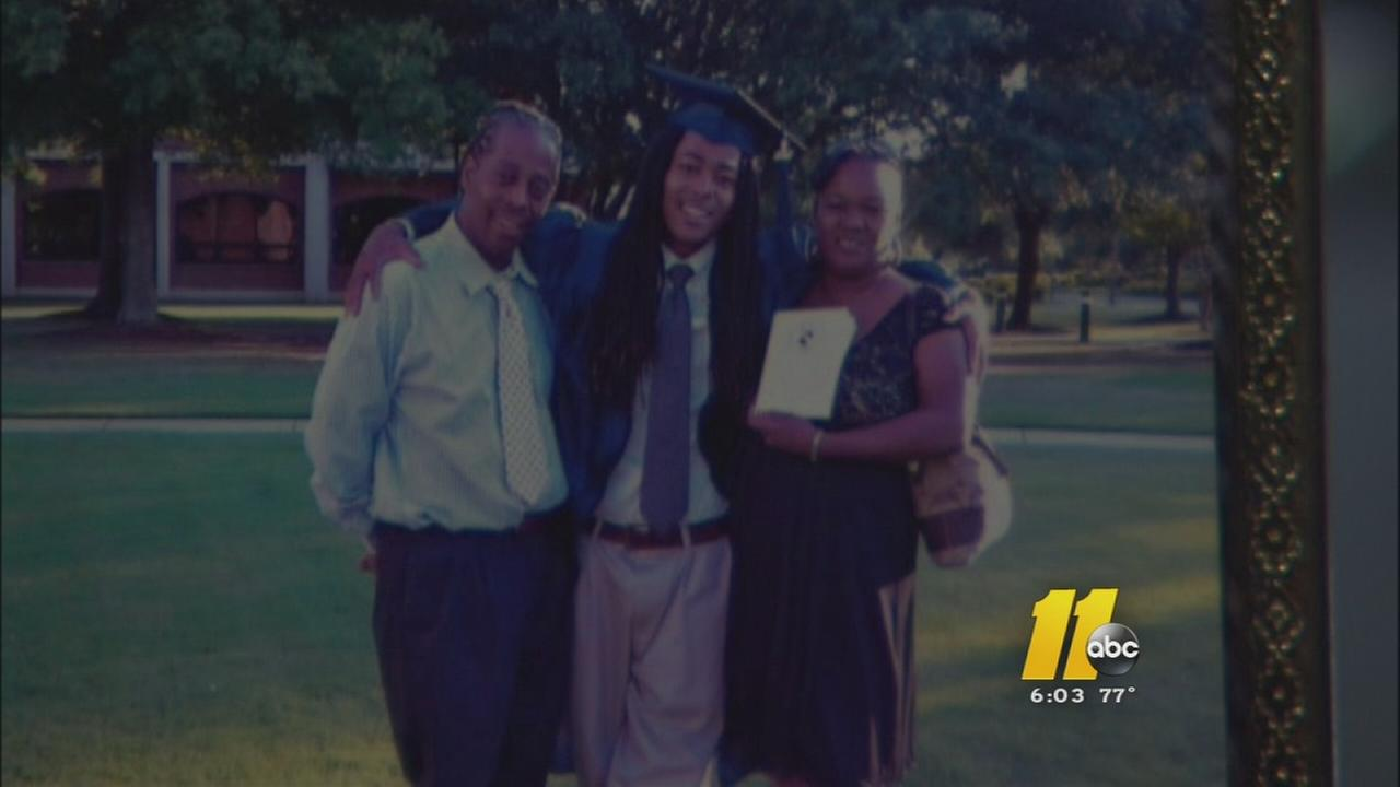 Vigil held for Raleigh man killed in hit and run