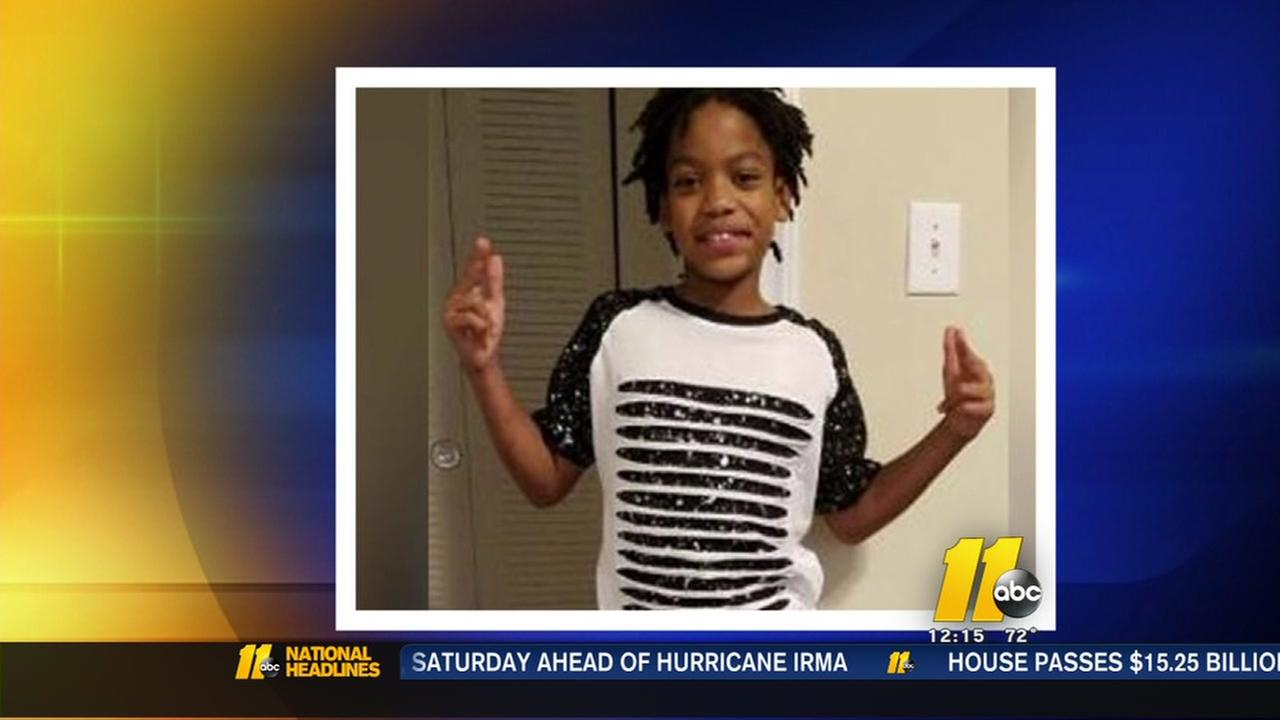 Missing Raleigh 10-year-old found
