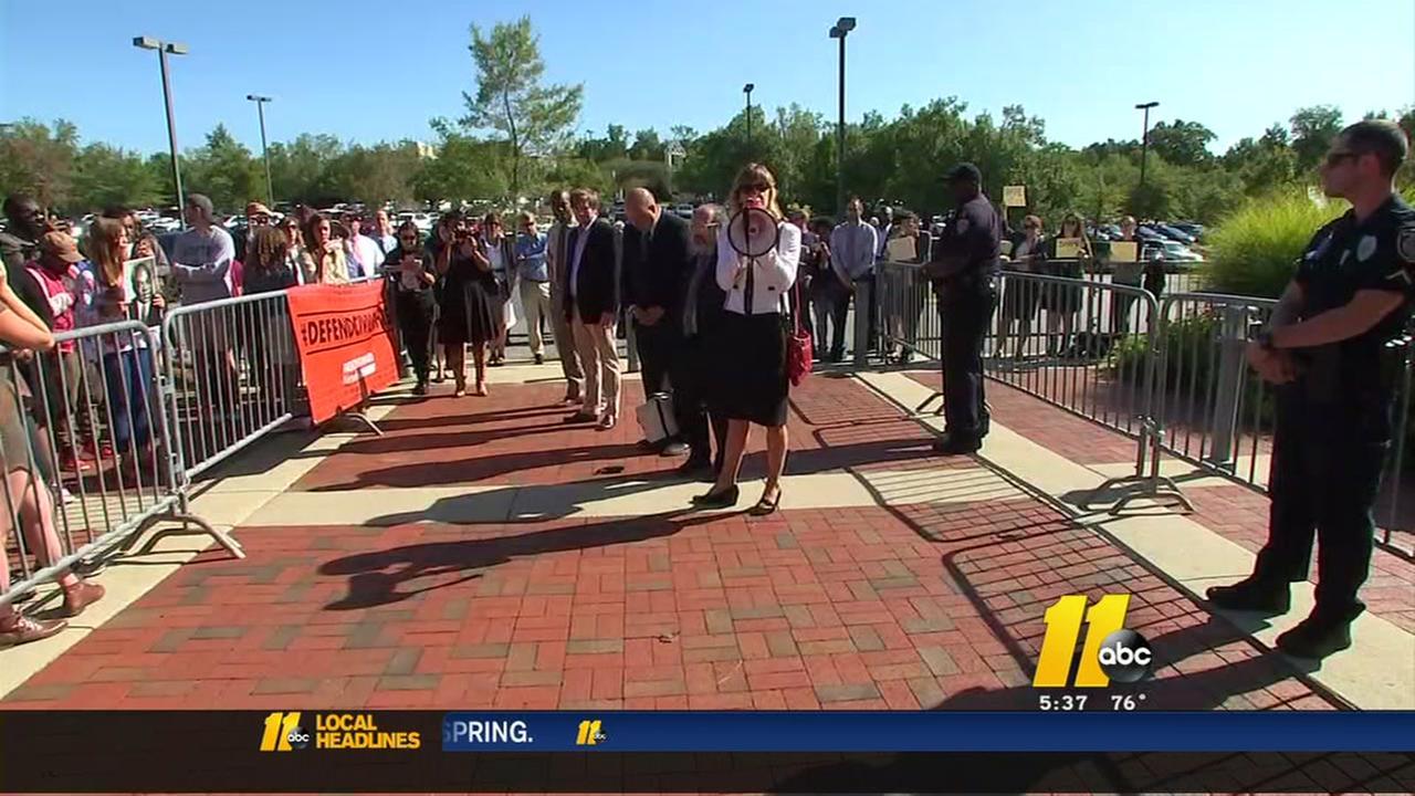 UNC Center for Civil Rights loses right to sue