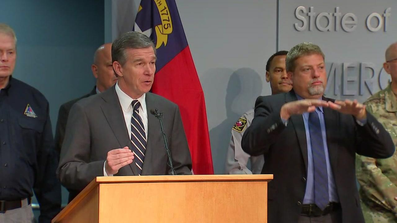 Governor Cooper Hurricane Irma briefing