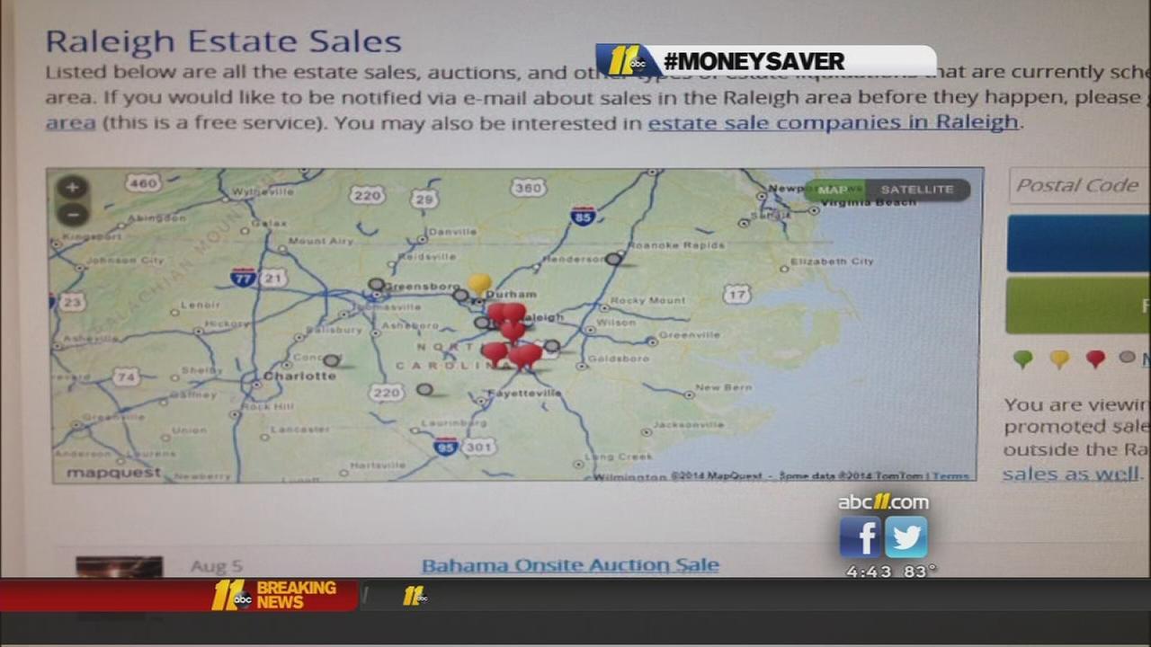 MoneySaver: Estate sales going digital