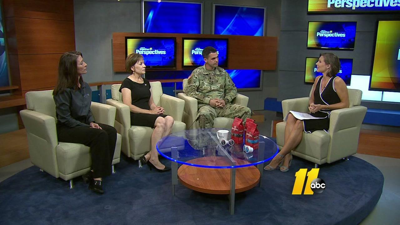 ABC11 Together Perspectives - USO Gala