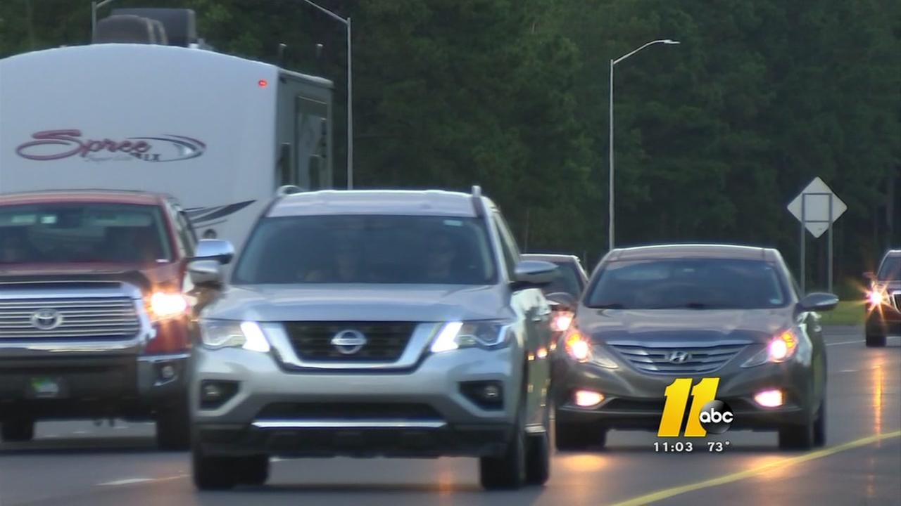 I-95 corrider busy as evacuees return to homes