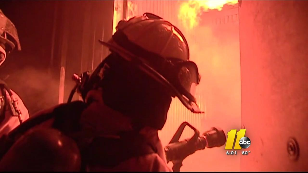 Raleigh firefighters angry at sudden cuts to benefits