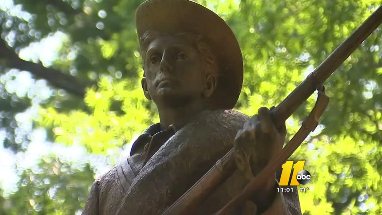 UNC could be sued over Silent Sam statue