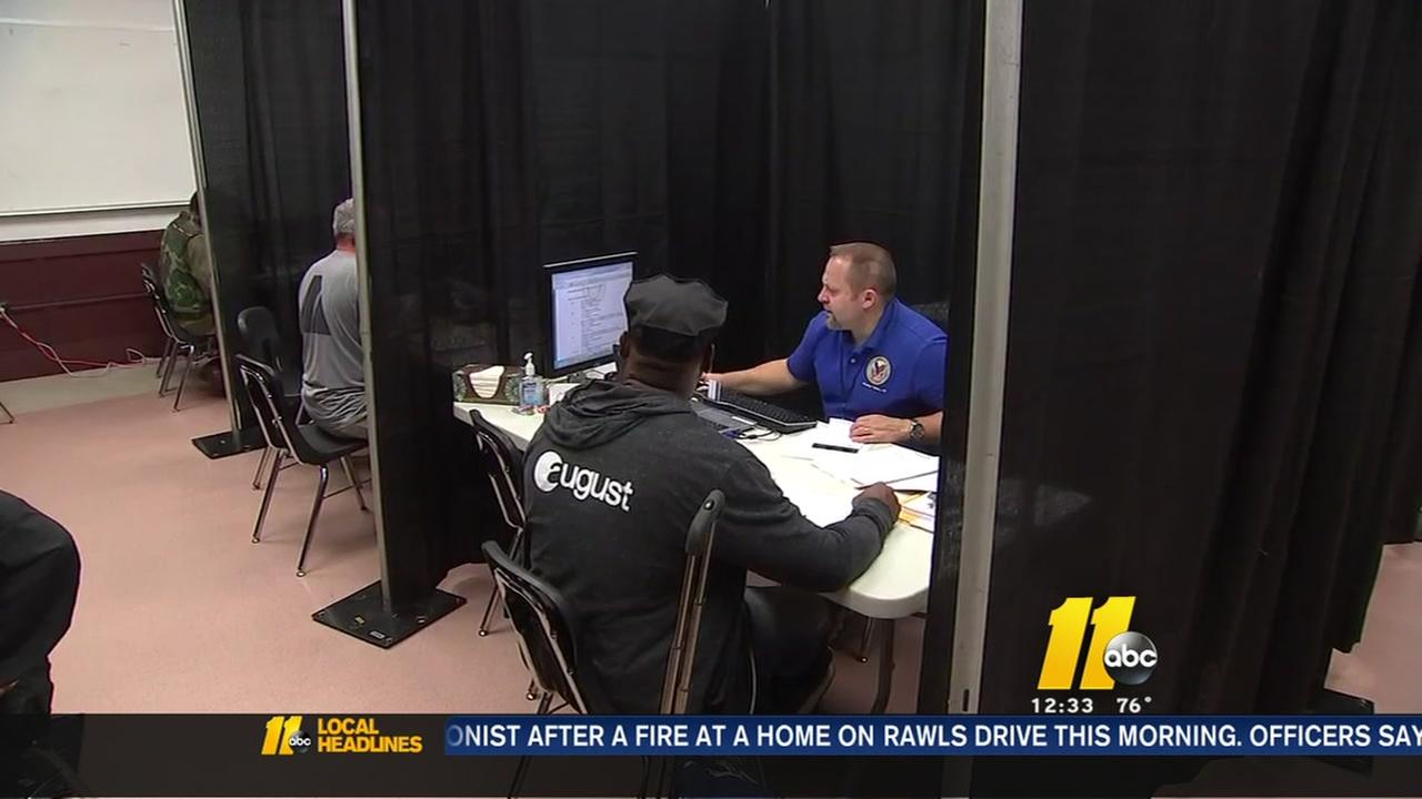Event brings veterans face-to-face with VA representatives