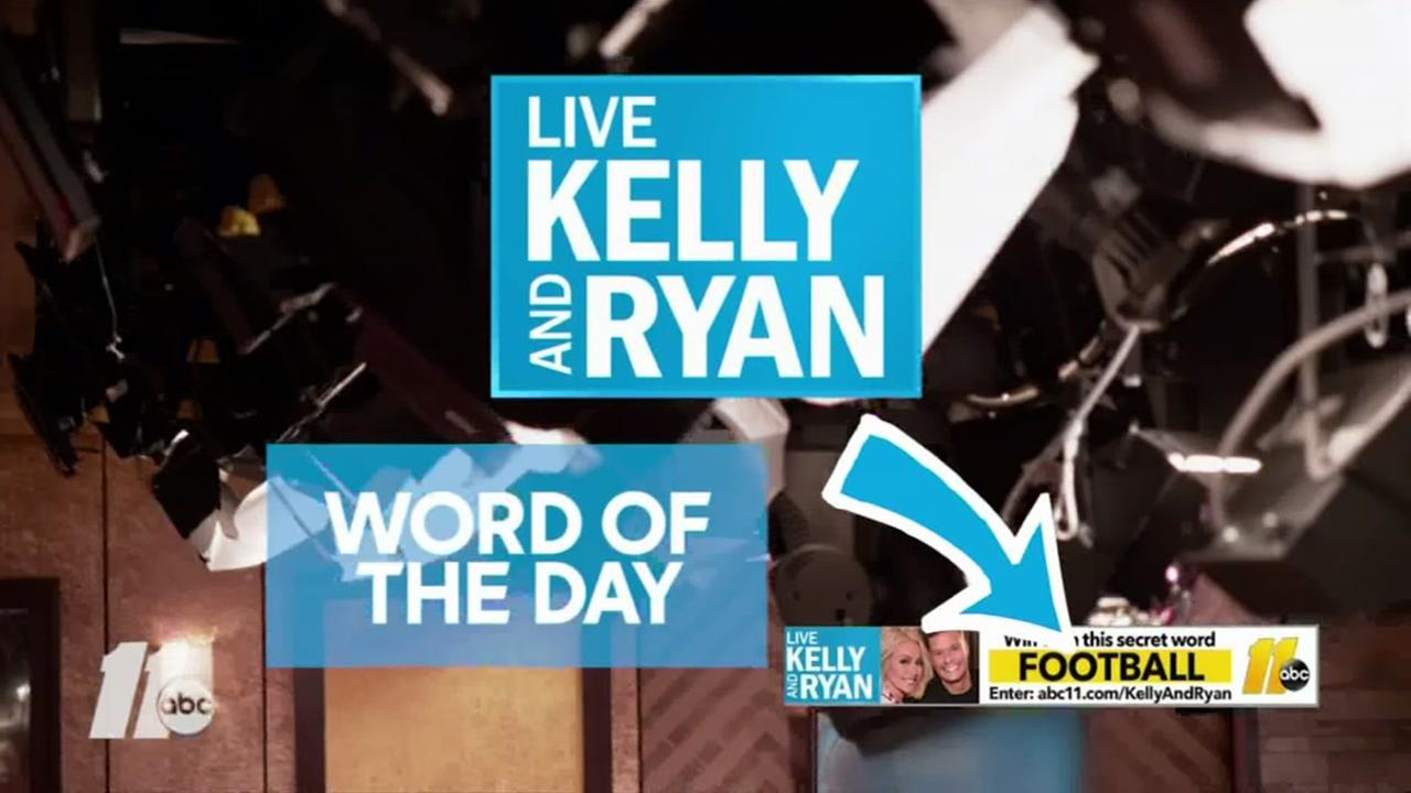 Live with Kelly and Ryan Sweeps