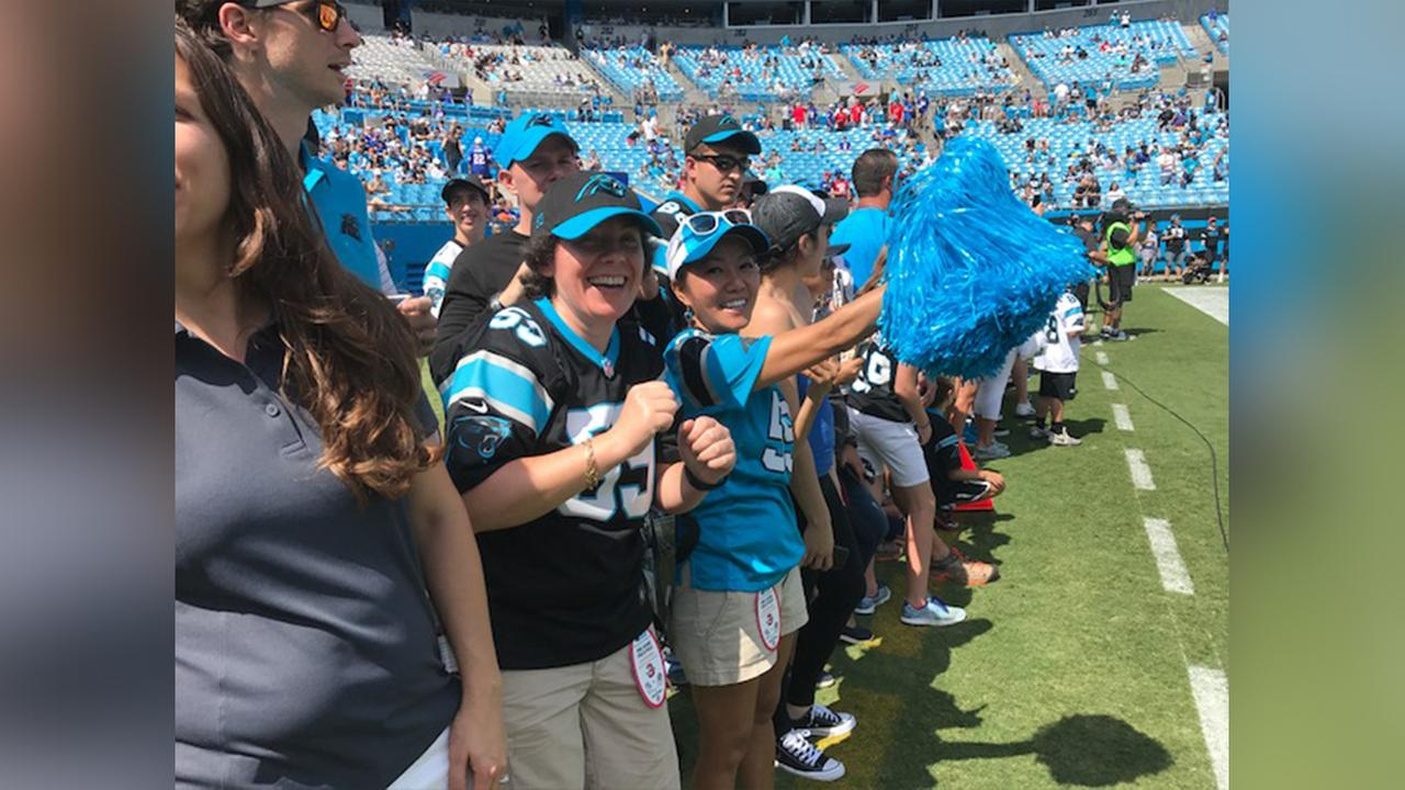 Panthers take on the Bills