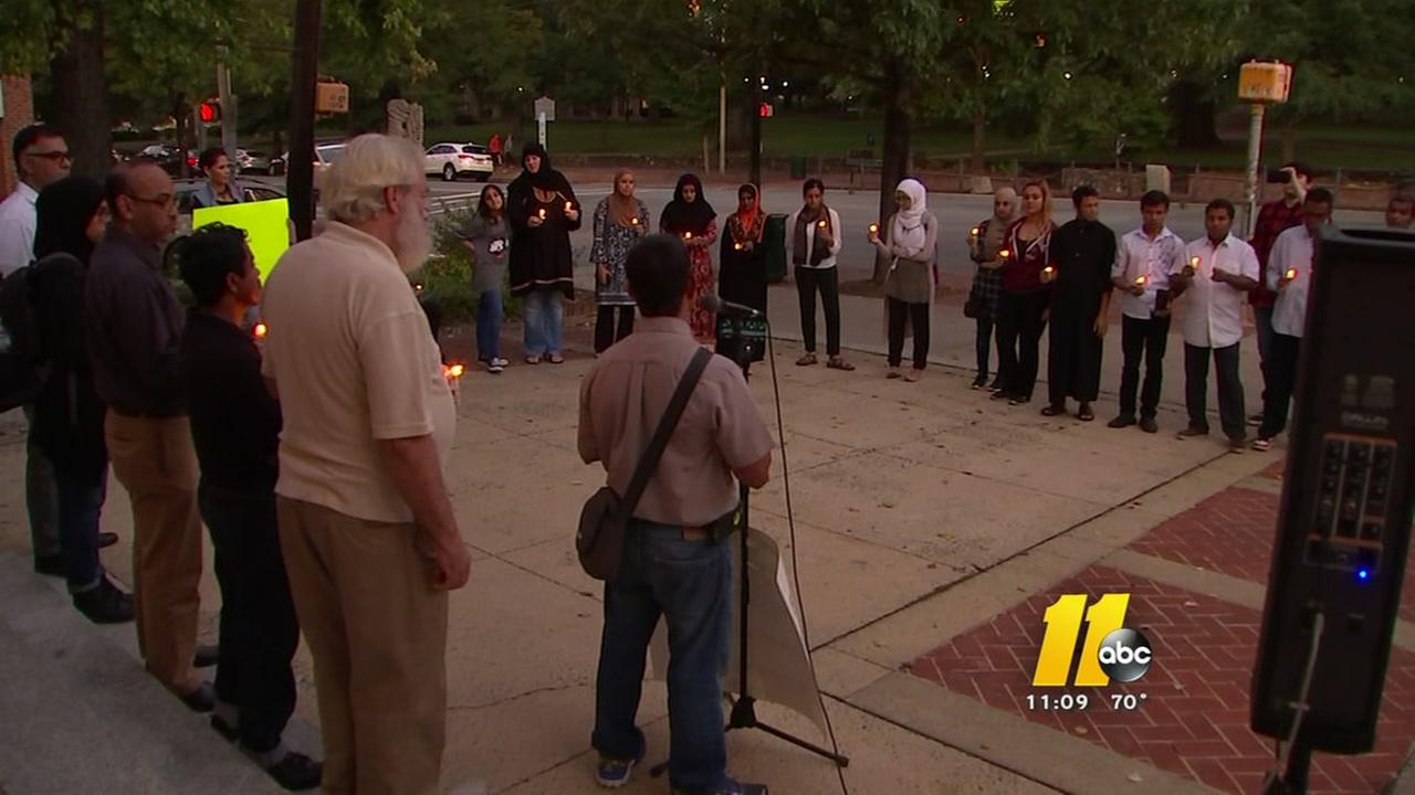 Vigil held to protest Rohingya genocide