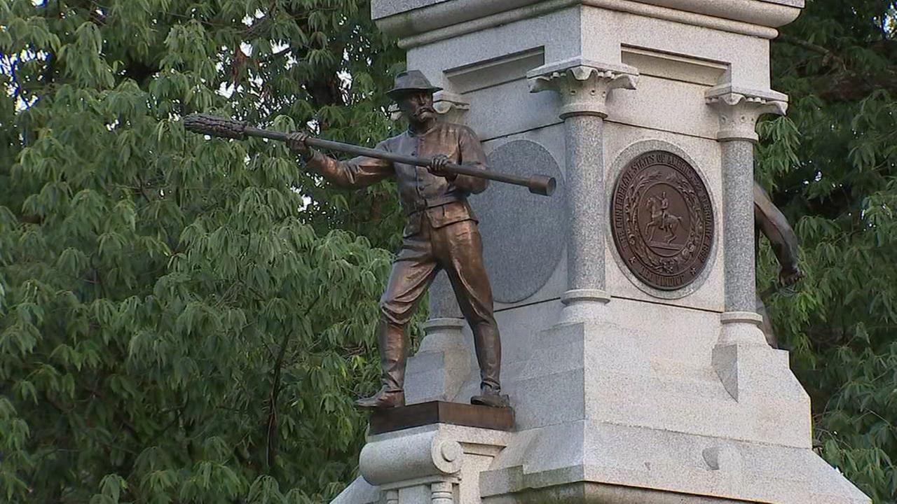North Carolina Confederate monument