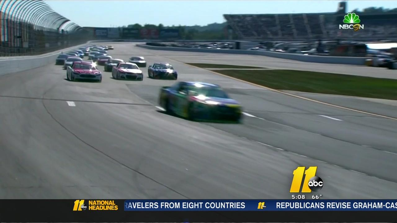 NASCAR owner says hell fire employees who protest
