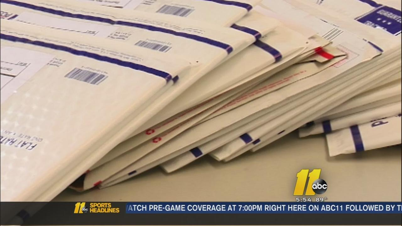 Troubleshooter Consumer Alert: Express Mail Scam