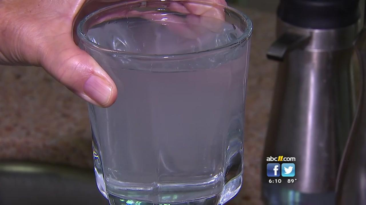 Aqua NC finds temporary water solution for Raleigh residents