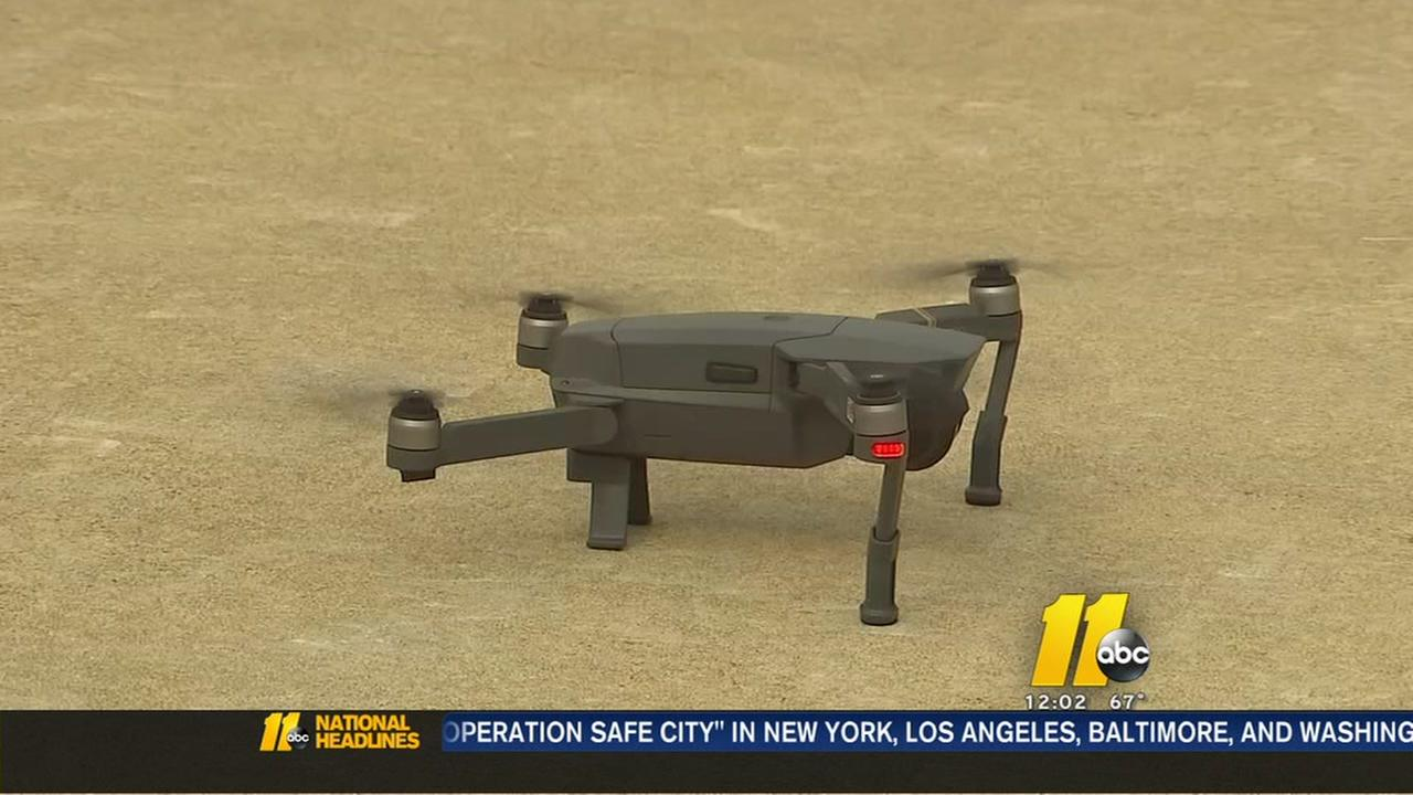 Highway Patrol using drones to investigate crashes