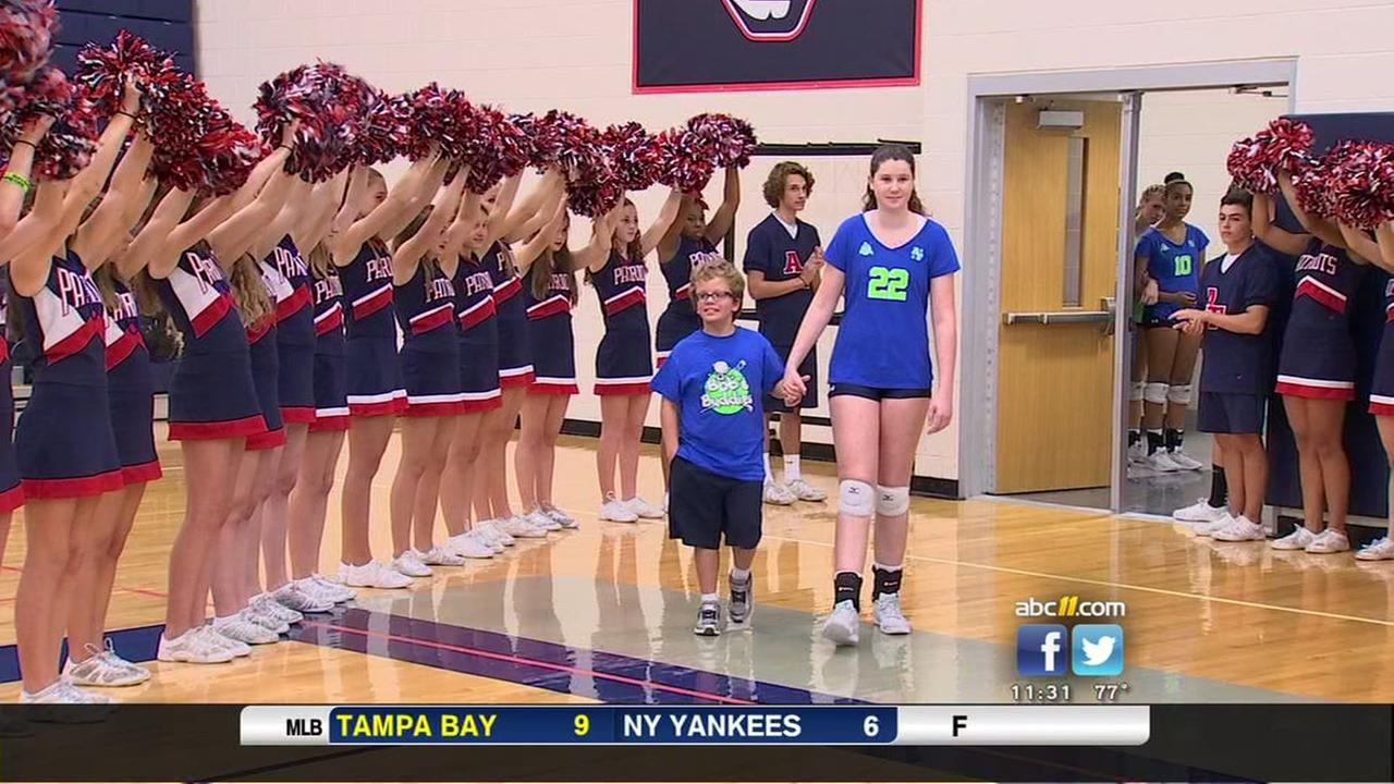 Bobs Buddies hoping to raise awareness for pediatric brain cancer