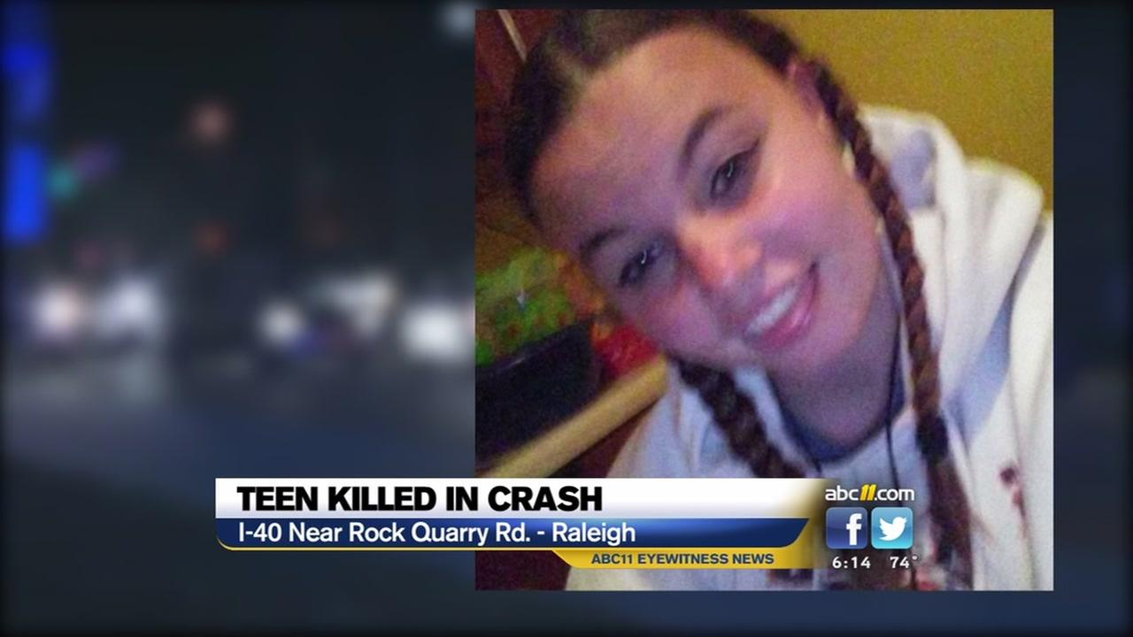 Police: 16-year-old killed, 2 critically injured in crash in Raleigh